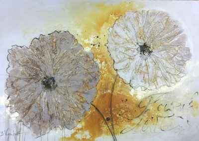 flower love 90 x 70
