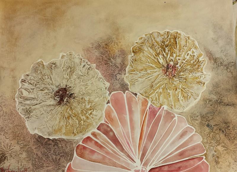Vintageblüten in zarter Pracht